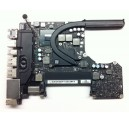 "661-6588  Macbook Pro 13"" Mid 2012 A1278 2.5GHz i5 Logic Board,  820-3115-B"